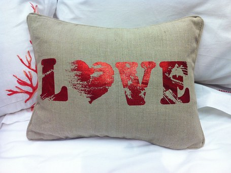 Love Marriage & Cushions