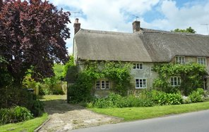 Post Office Cottages, Teffont